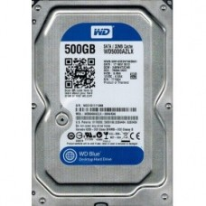 Жесткий диск WD Original SATA-III 500Gb WD5000AZLX Blue (7200rpm) 32Mb 3.5\