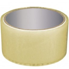 РОС Скотч упаковочный прозрачный усиленный, толщина 50 мкр, 48 мм х 36 м [11104]