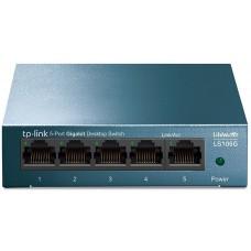 Коммутатор TP-Link LS105G 5G неуправляемый