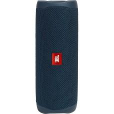Колонка порт. JBL Flip 5 голубой 20W 1.0 BT (JBLFLIP5BLU)