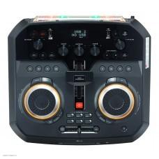 Минисистема LG CK99+NK99 черный 5000Вт/CD/CDRW/FM/USB/BT