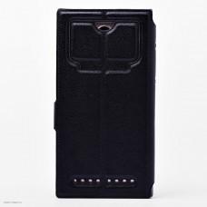 Чехол-книжка на телефон LV 5.5 чер