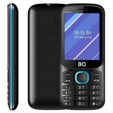 Телефон BQM-2820 Step XL+ black   НОВИНКА!!!