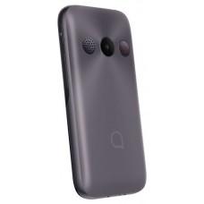 Телефон Alcatel 2019G Black/Metallic Silver