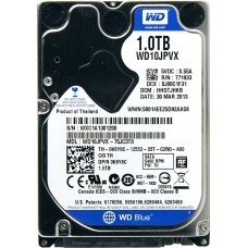 Накопитель HDD 1000 Gb Western Digital WD10JPVX Blue