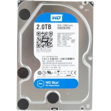 Накопитель HDD 2000 Gb Western Digital WD20EZRZ