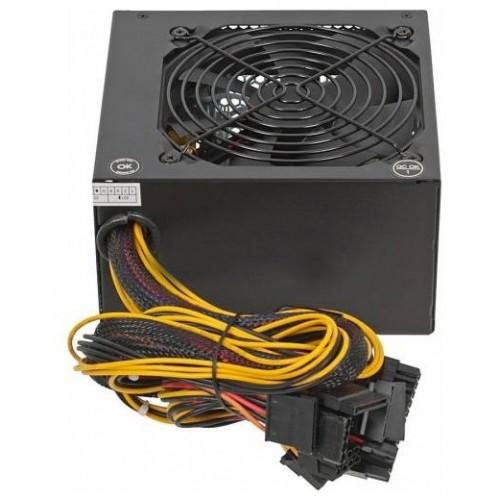 Блок питания  600W ATX Hipro HPA600W APFC 6*SATA I/O switch RTL