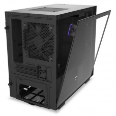 Корпус NZXT CA-H210B-B1 H210 Mini ITX Black/Black Chassis with 2x120mm Aer F Case Fans