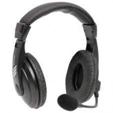 Компьютерная гарнитура Defender Gryphon 750 черный, кабель 2 м 63750