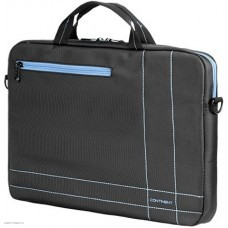Сумка для ноутбука Continent CC-201 Grey/Blue