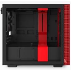 Корпус NZXT H210i CA-H210I-BR Red/Black Mini ITX