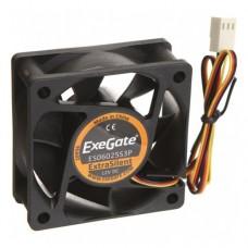 Вентилятор ExeGate ExtraSilent ES06025S3P( EX283370RUS)