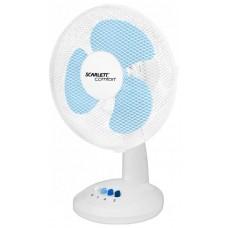 Вентилятор настольный SCARLETT SC-DF111S07,  белый