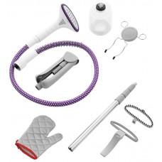 Отпариватель напольный KITFORT KT-941,фиолетовый  / белый