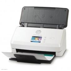 Сканер HP ScanJet Pro N4000 snw1 Scanner, 1y warr