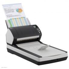 Сканер Fujitsu fi-7240 Протяжный/планшетный A4 600 x 600dpi, PA03670-B601