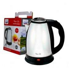 Чайник электрический ВЕЛИКИЕ РЕКИ Чая-3А, 1500Вт, серебристый