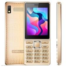 Телефон Strike F30 gold