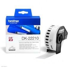 Картридж ленточный Brother DK22210 для Brother QL-570