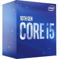 Процессор Intel Original Core i5 10500 Soc-1200 (BX8070110500 S RH3A) (3.1GHz/Intel UHD Graphics 630) Box