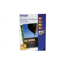 Бумага Epson Premium Semigloss Photo Paper (10x15) 50 sheets C13S041765