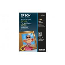 Бумага Epson Photo Paper 10x15 50 sheet C13S042547