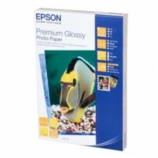 Бумага Epson PremiumGlossyPhotoPaper100x150 C13S041729