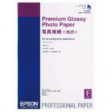 Бумага Epson Premium Glossy PhotoPap A2(25s) C13S042091
