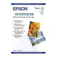 Бумага Epson Archival Matter Paper A3+ C13S041340