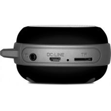 Акустическая система 1.0 SVEN PS -68, черный, мощность 5 Вт (RMS), Bluetooth, FM, microSD, встроенный аккумулятор SV-016425