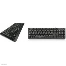 Клавиатура CBR KB 103, 104+ 2 доп. кнопки (USB)