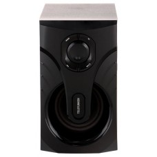 Микросистема Telefunken TF-MSM2.102 черный 40Вт/FM/USB/SD