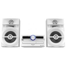 Минисистема Panasonic SC-UX100EE-W белый 300Вт/CD/CDRW/FM/USB/BT