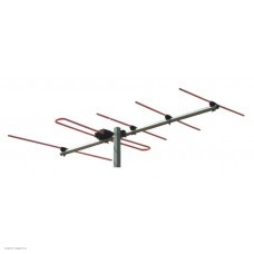 Антенна телевизионная Starwind CA-320 13дБ пассивная серебристый