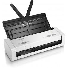 Сканер Brother ADS-1200, A4, 25 стр/мин, 1200 dpi, USB3.0,DADF20.