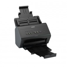 Документ-сканер Brother ADS-2400N, A4, 40 стр/мин, 256Мб, цветной, дуплекс, DADF50, GigaLAN, USB, FineReader Sprint