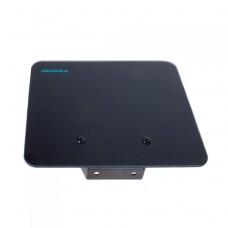 Кронштейн-подставка для DVD и AV систем Kromax MICRO-MONO черный макс.5кг настенный