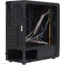 Корпус Accord JP-IV черный без БП ATX 1x92mm 3x120mm 1x140mm 2xUSB2.0 1xUSB3.0 bott PSU