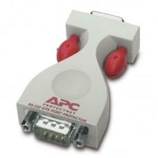 Отдельное устройство APC ProtectNet защиты от импульсных помех RS232, PS9-DTE