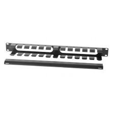 Органайзер кабельный горизонтальный ЦМО 19