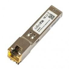 Модуль MikroTik RJ45 SFP 10/100/1000M copper module