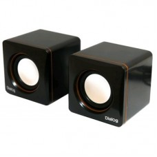 Колонки Dialog Colibri AC-04UP BLACK-ORANGE