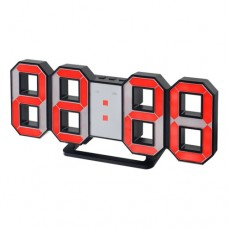 LED часы-будильник Perfeo \