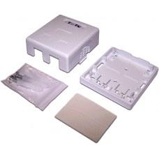 Настенная коробка TWT 1 порт для Keystone