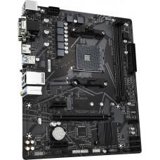 Материнская плата Gigabyte A520M S2H Soc-AM4 AMD A520 2xDDR4 mATX AC`97 8ch(7.1) GbLAN RAID+VGA+DVI+HDMI