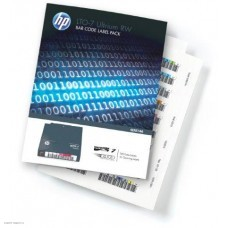 Наклейка HPE Q2014A LTO-7 Ultrium RW Bar Code Pack