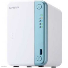 Сетевое хранилище NAS Qnap TS-251D-2G 2-bay
