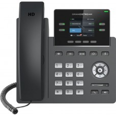 Телефон IP Grandstream GRP-2612 черный