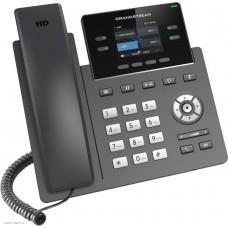 Телефон IP Grandstream GRP-2612P черный