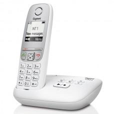 Р/Телефон Dect Gigaset A415A белый автооветчик АОН